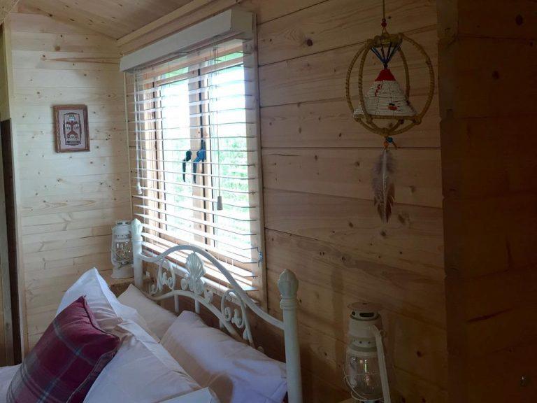 Log Cabin..