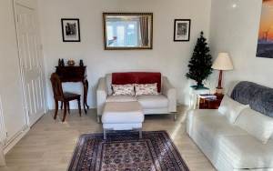 self-contained apartment in March Fourwinds Leisure