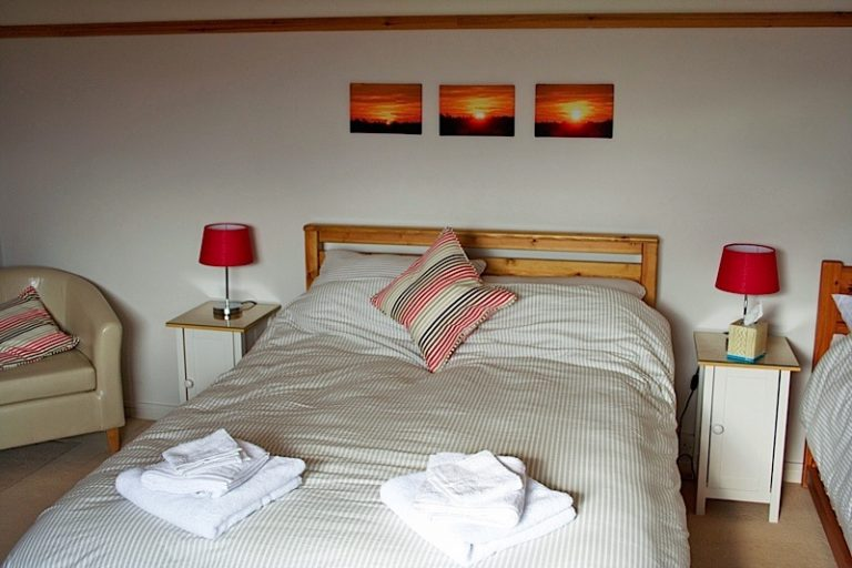 B&B room in March, Cambridgeshire, Fourwinds Leisure
